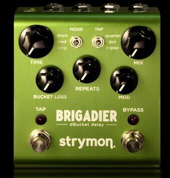 価格 お取り寄せ商品 Strymon BRIGADIER 最安値挑戦