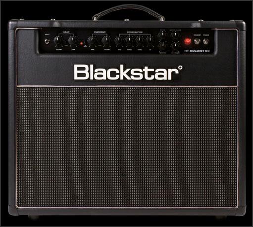 【お取り寄せ商品】Blackstar HT SOLOIST 60 COMBO