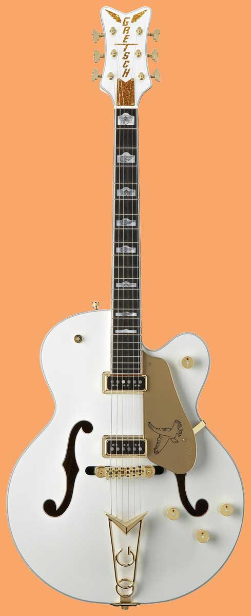 Gretsch G6136DS White Falcon