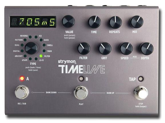 【即納可能 TIMELINE】strymon TIMELINE, プロアクティブ オンラインShop:735fda1b --- ww.thecollagist.com