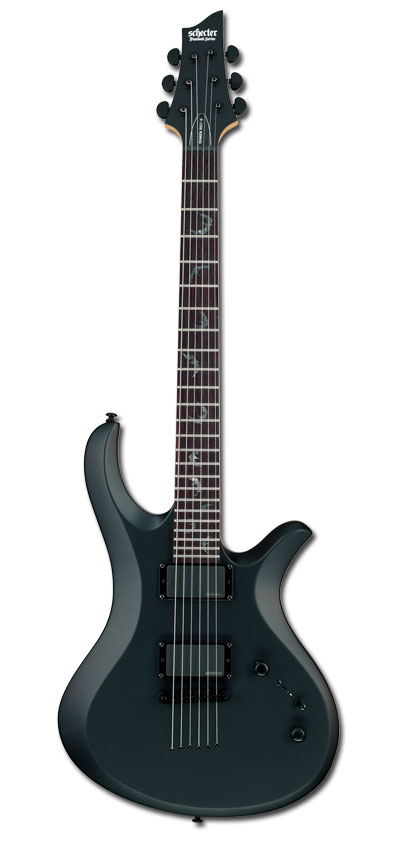 SCHECTER DIAMOND SERIES DAMIEN RIOT