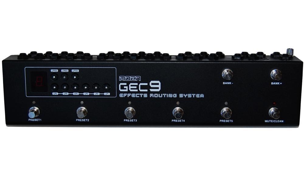 Moen GEC9 Guitar Effects Commander