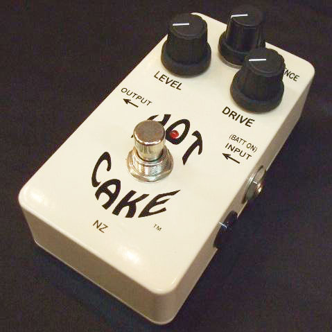 CROWTHER AUDIO HOT CAKE 3Knob [エフェクター]