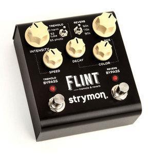 メーカー直送 特別セール品 お取り寄せ商品 strymon FLINT