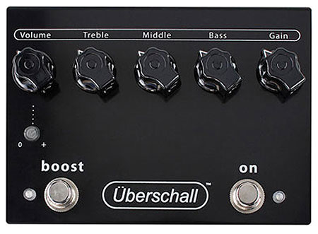Bogner Uberschall Pedal【即納可能・送料無料】