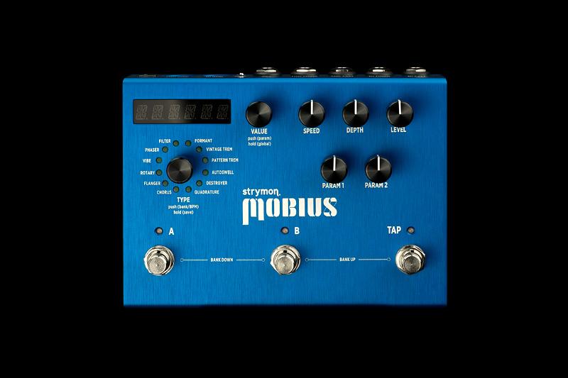 【即納可能】Strymon MOBIUS