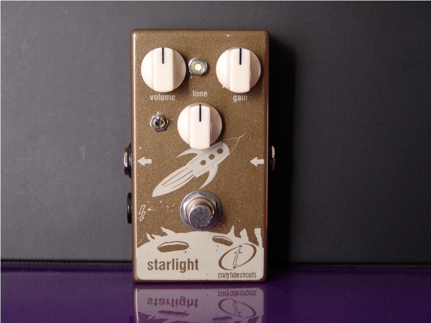 crazy tube [エフェクター] Starlight circuits