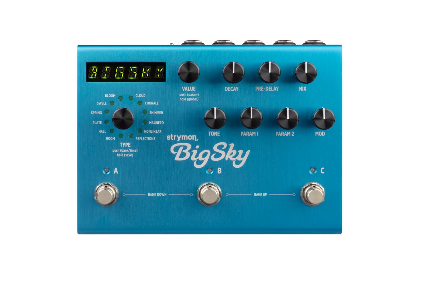 【即納可能】strymon BigSky