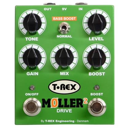 T-REX MOLLER 2 オーバードライブ