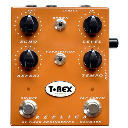 T-REX REPLICA ディレイ
