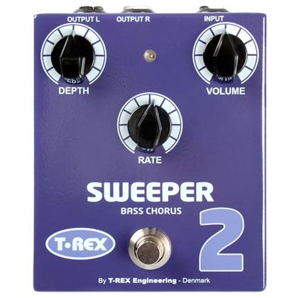 T-REX SWEEPER 2 ベースコーラス