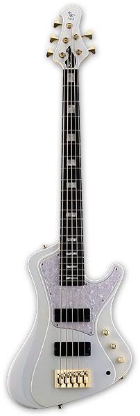 ESP ESP STREAM-SL5/ Pearl/ Pearl White Gold, セレクトショップ アレイズ:e87f36e5 --- mens-belt.xyz