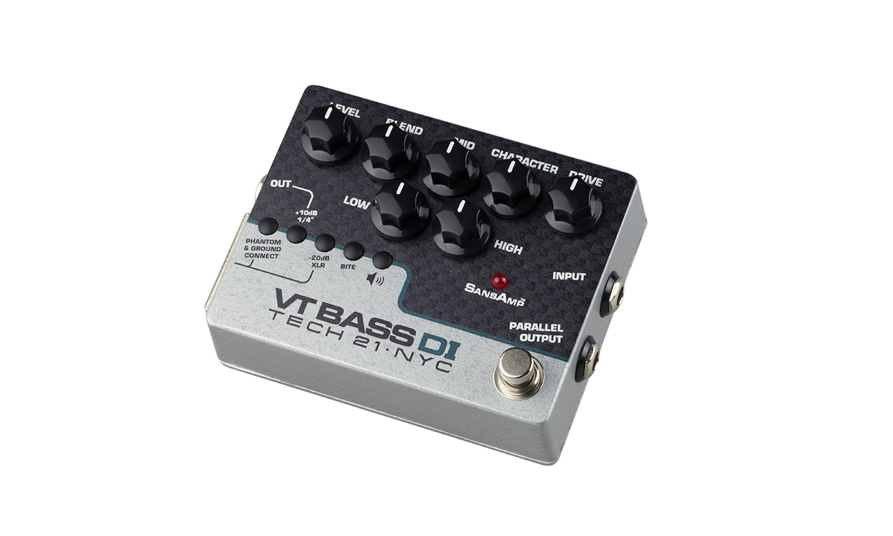 TECH21 SANSAMP VT Bass DI