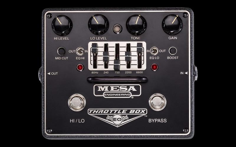 Mesa/Boogie THROTTLE BOX EQ