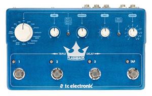 【お取寄せ商品】TC ELECTRONIC Flashback Triple Delay