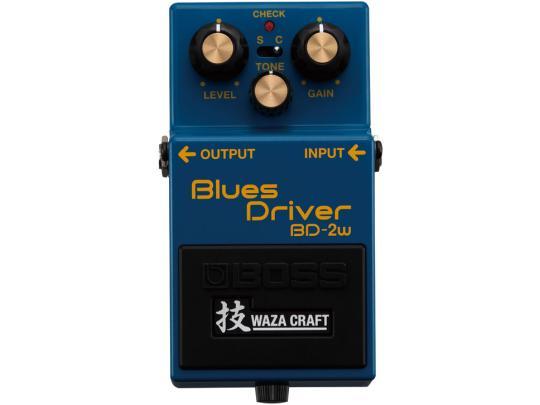 【お取寄せ商品】BOSS Blues Driver BD-2W WAZA CRAFT