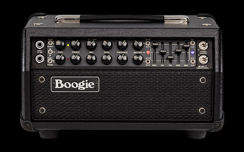 【お取寄せ商品】Mesa/Boogie MARK-V TWENTY-FIVE (25) HEAD