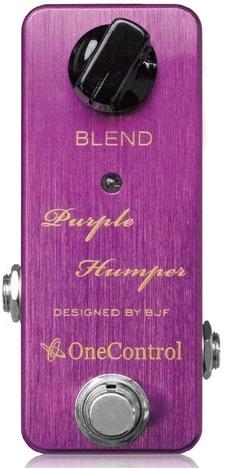 One Control / Purple Humper
