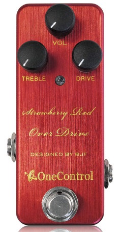 One Control / Strawberry Red Over Drive