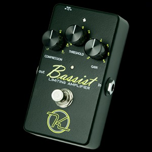 Keeley Electronics Bassist Limiting Amplifier