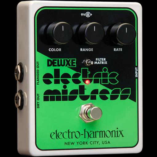 electro-Harmonix / Deluxe Electric Mistress XO Analog Flanger
