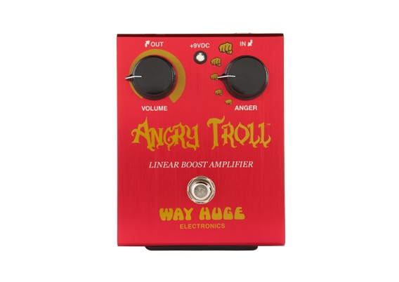 WAY HUGE Angry Troll WHE101 -Linear Boost Amplifier-