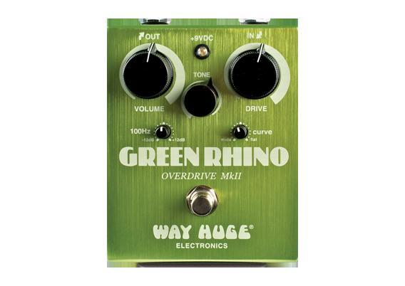 WAY HUGE Green Rhino WHE202 -Overdrive mk2-