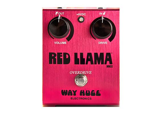 WAY HUGE Red Llama Overdrive WHE203 -Overdrive-