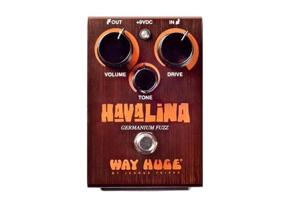 WAY HUGE Havalina WHE403 -Germanium Fuzz-