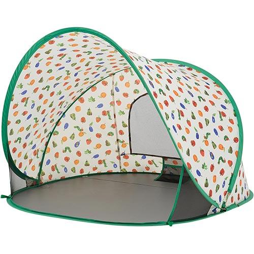 ロゴス LOGOS キャンプ はらぺこあおむし ポップアップシェード 86009002