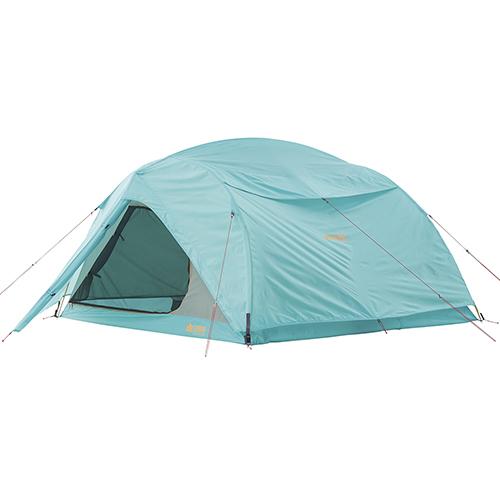 ロゴス LOGOS キャンプ ライトドーム M-AH 3人用 テント ビンテージブルー 71805036