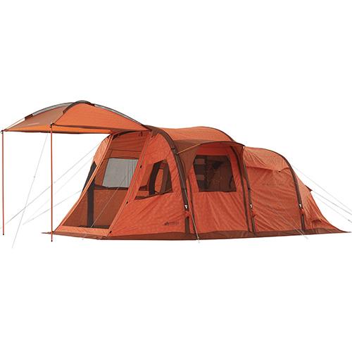 ロゴス LOGOS キャンプ エアマジック PANELドーム L-AH 4人用 2ルームテント 71805037
