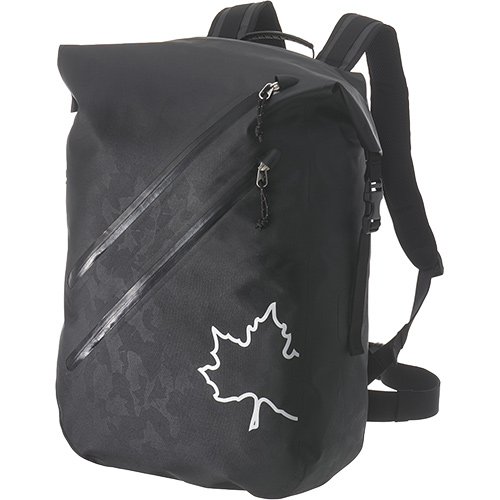 ロゴス LOGOS SPLASH mobi ダッフルリュック ブラックカモ 882000
