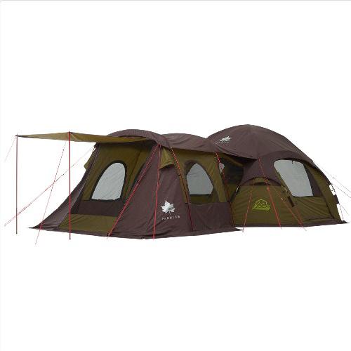 ロゴス LOGOS キャンプ プレミアム オクタゴン ルームプラス テント タープ 71805513