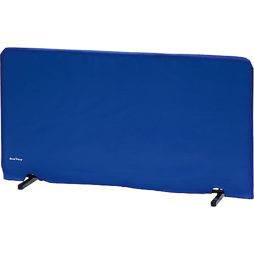 ユニックス UNIX 卓球用 フロア仕切りフェンス 75×140cm ブルー×グリーン NX29-85
