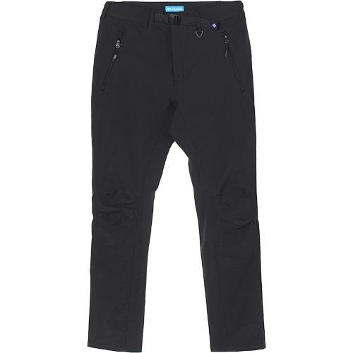 コロンビア Columbia メンズ ロングパンツ ホワイトストーンポイントソフトシェルパンツ レギュラーフィット 010/Black PM4482