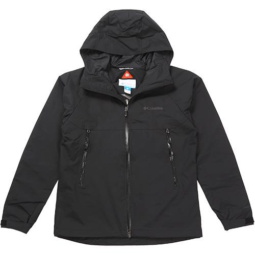 コロンビア Columbia メンズ アウター デクルーズサミット ジャケット 010/ブラック PM3390