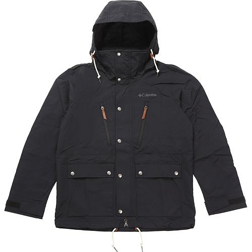 コロンビア Columbia メンズ アウター ビーバークリーク ジャケット 010/ブラック PM3391