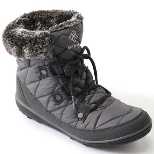 コロンビア Columbia レディース ブーツ ヘブンリー ショーティー オムニヒート HEAVENLY SHORTY 052/QUARRY DOVE BL1652
