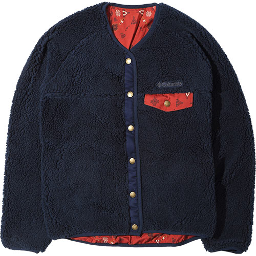 コロンビア Columbia レディース シアトルマウンテン ウィメンズパターンドジャケット COLLEGIATE NAVY PL3145 464