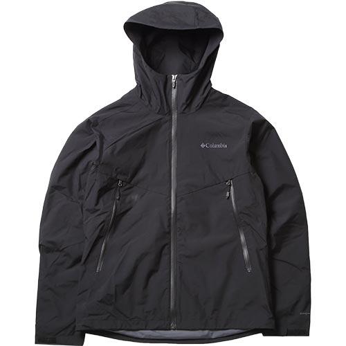 コロンビア Columbia メンズ デクルーズ サミットジャケット ブラック PM3752 010