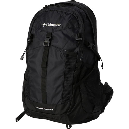 【8/5限定★エントリーでポイント+9倍】コロンビア Columbia ブルーリッジマウンテン 30L バックパック Blueridge Mountain 30L Backpack ブラック PU8381 010