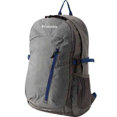 秋冬モデル デイパック リュックサック カジュアル ハイキング コロンビア 高価値 Columbia キャッスルロック25Lバックパック Titanium Backpack 25L ※アウトレット品 Rock II Castle 049 PU8427