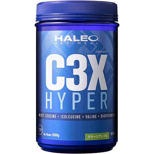 ハレオ HALEO C3X ハイパー 1000g グリーンアップル 336829