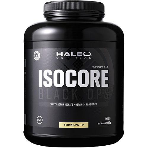 ハレオ HALEO アイソコアブラック トロピカルフルーツ 2kg
