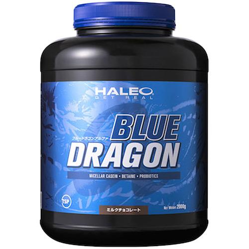 ハレオ HALEO ブルードラゴンアルファミルクチョコレート味2kg