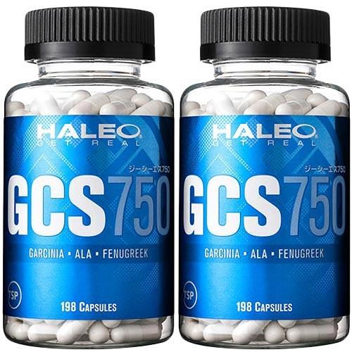 ハレオ HALEO GCS750 198カプセル 2個セット