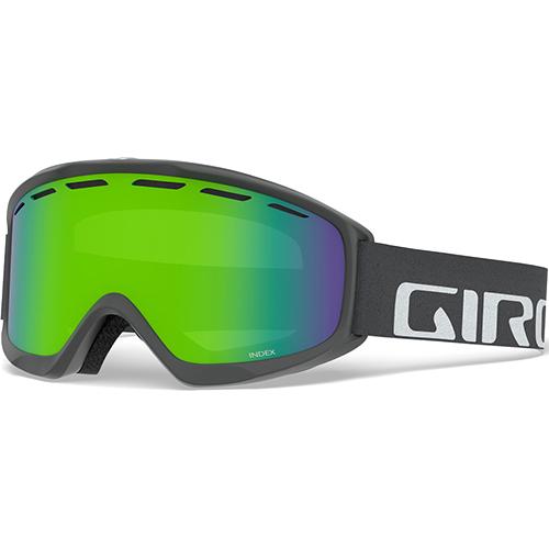 ジロ GIRO メンズ INDEX OTG AF インデックス OTG アジアンフィット スノーボードゴーグル Titanium Wordmark Loden Green 26 70835