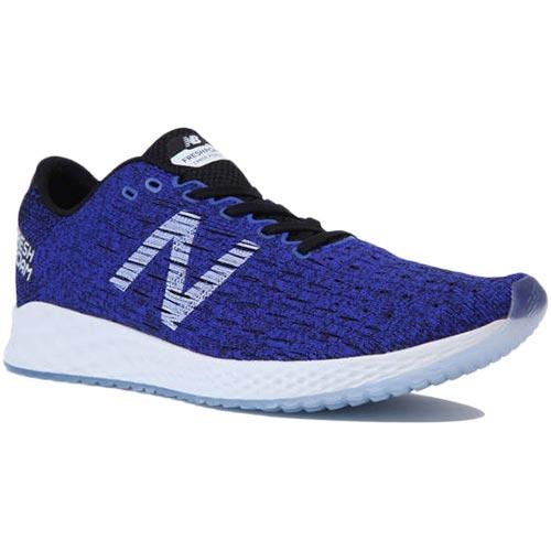 ニューバランス New Balance メンズ ランニングシューズ FRESH FOAM ZANTE PURSUIT M ブルー/ホワイト MZANPUB D