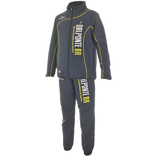 ダウポンチ Dalponte ストレッチウーブン 中綿スーツ NVY DPZ0190 メンズ
